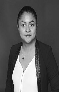 Margine Espinoza, Client Care Coordinator